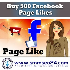 buy facebook fanpage likes